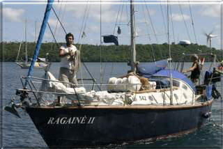 Our Ragaine II friends